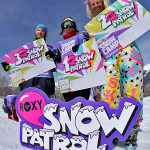 Roxy Day, Rosa Khutor Snow Camp